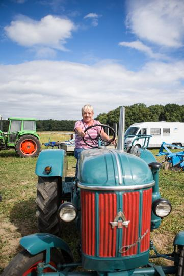Oldtimer-Traktoren-Treffen 2016
